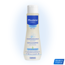 Mustela Shampooing doux bébé 200 ml