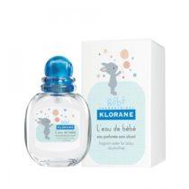 KLORANE L'Eau de Bébé (eau parfumée sans alcool) 50ml