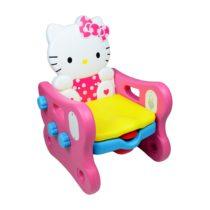 Chaise Pot rose Hellokitty