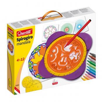 Quercetti – Spirogiro Mandala