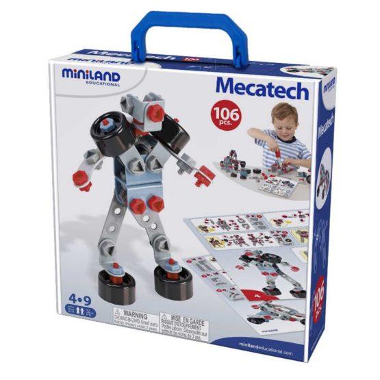 MINILAND – MECATECH – 106 PCS