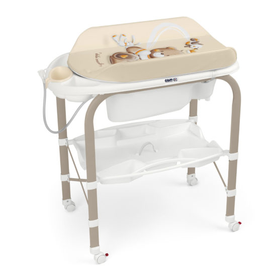 TABLE A LANGER BAGNETTO CAMBIO – CAM