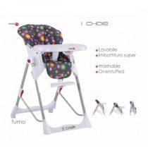Chaise haute – I Chair Fumo – Baciuzzi