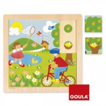 Puzzle de printemps – GOULA