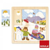 Puzzle d'hiver – GOULO