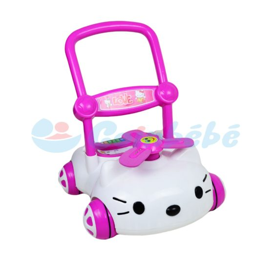 Trotteur musical – HELLO KITTY
