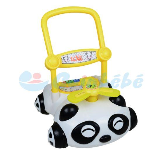 Trotteur musical – Panda