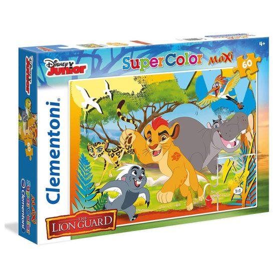 Puzzle lion guard – CLEMENTONI
