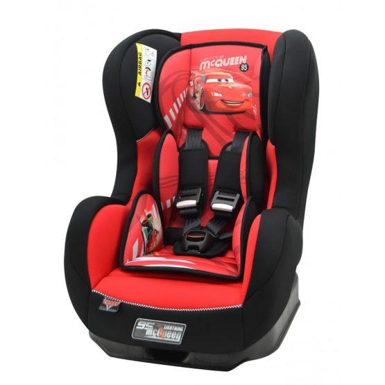 SIÈGE AUTO 0 -18kg – CARS- NANIA