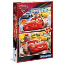 2 Puzzle 20 Pièce CARS – Clementoni