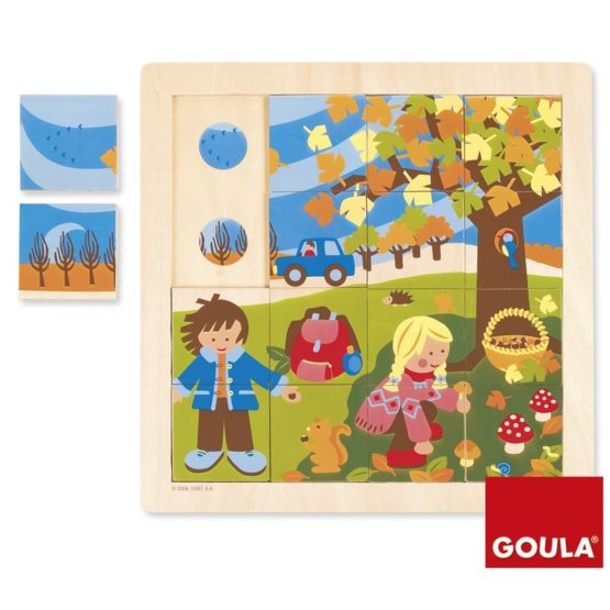 Puzzle Automne – Goula