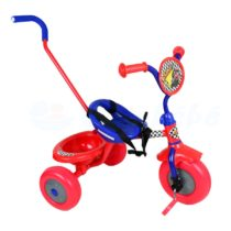 Tricycle enfant – bleu rouge