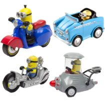 Minions Collection 1/4 – MONDO MOTORS