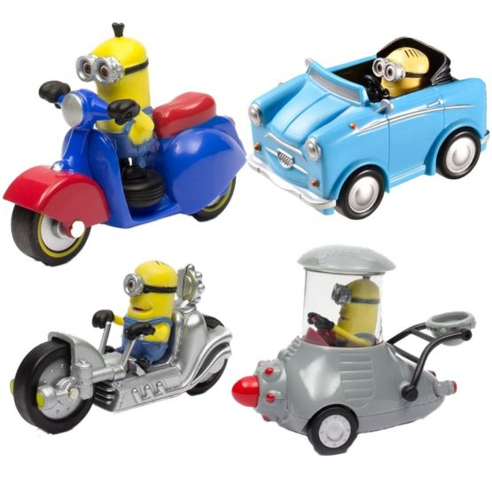Minions Collection 1/4 – MONDO MOTORS
