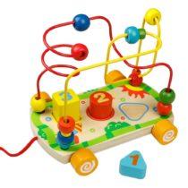 Jouet perle labyrinthe de montagnes russes – Acool Toy
