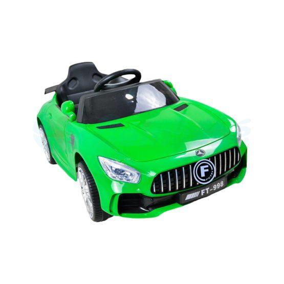 Voiture à batterie 12V – Verte