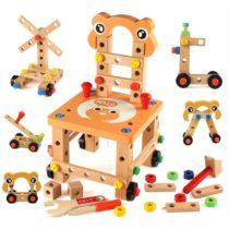 Chaises à outils variés – VIVI WOOD TOY