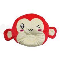Oreiller nouveau-né à tête plate Soutien Dormir Rouge