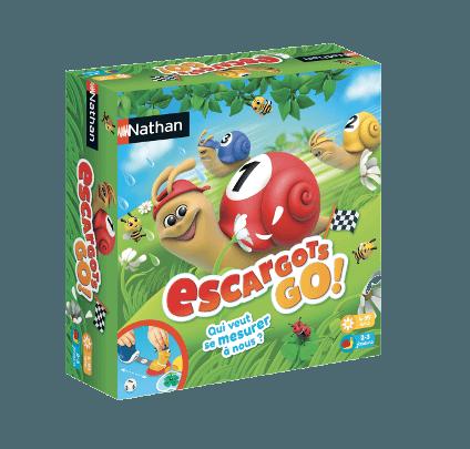 Escargots Go ! – Nathan