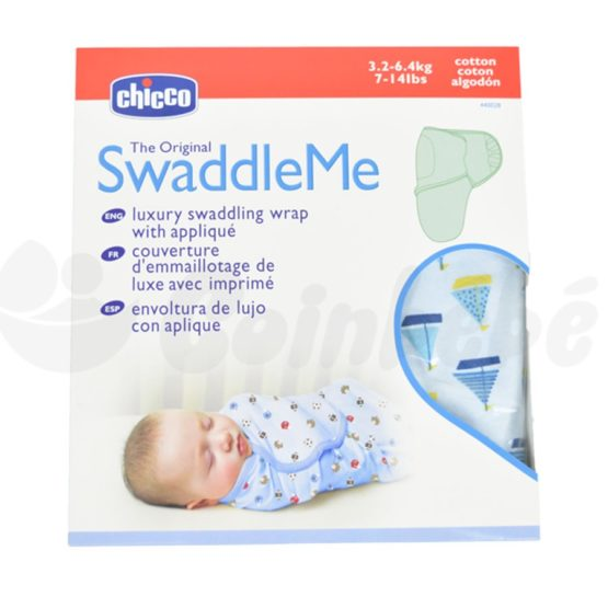 SwaddleMe Emmaillotage – CHICCO