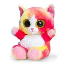 Peluche Animotsu Rainbow Cat 15cm – Keel Toys