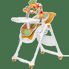 Chaise haute B.Fun Jaune – BREVI