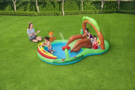 Piscine Aire de jeux gonflable – BESTWAY